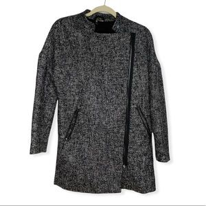 H&M Divided Boucle Wool Coat